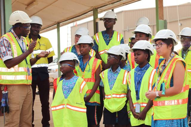 Careers Day Processing Plant